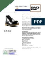 Zapato Dielectrico