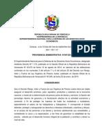 Providencia Administrativa Nº 047-2014 - Adecuación de Precios Justos - Leche_1