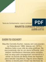 Mauritis Cornélio Escher