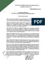 Resol CD 333 Reglamto SART
