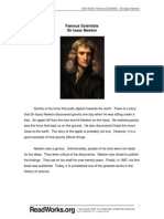 560 famous scientists sir isaac newton