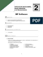 Práctica Nro 2 - MP Software