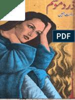 Zard Mausam