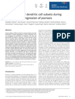 Specific roles for dendritic cell subsets during initiation and progression of psoriasis.
