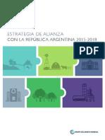 Informe del Banco Mundial sobre  perspectivas 2015-2018 para Argentina
