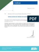 Proxy Notice 2014