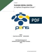 Paper Pengolahan Sinyal Digital