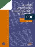 Apuntes de Meteorologia y Climatologia Para El Medio Ambiente