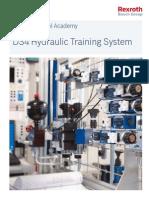 DS4 Hydraulic Training System - Rexroth