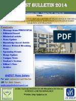 GNIPST Bulletin 37.4