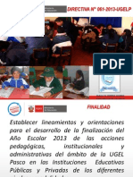 presentacion primaria