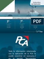 Manual Aplicador 2012
