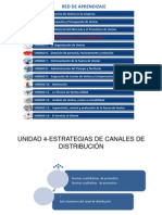 Estrategia de Los Canales de Distribución - Gerencia de Ventas