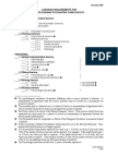 Licensing Requirements for Acute Chronic Psychiatric Care Facility