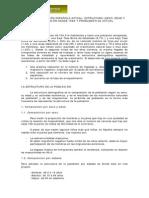 La estructura de la población española. Transformaciones desde mediados del siglo XX