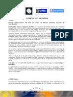 11-05-2011 Guillermo Padrés  acompañado de sus homólogos de Sinaloa, BC y BCS, firmaron un convenio de coordinación histórico que une estas entidades como un solo bloque regional que detonara el desarrollo.  B051142