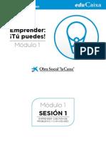 Módulo 1 - Kit Jovenes Emprenedores
