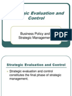 strategicevaluationandcontrol-110601103007-phpapp02