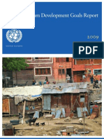 The Millennium Development Goals Report 2009