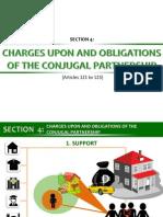 Report Final Conjugal Partnership Liabilities