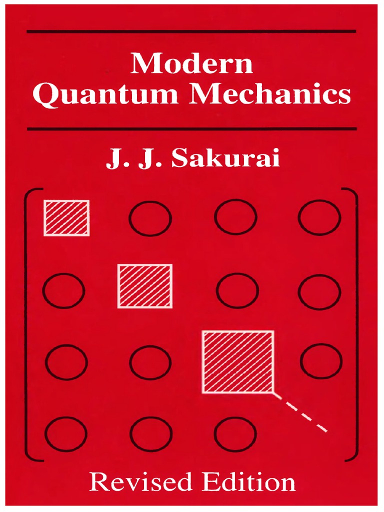 Image result for sakurai quantum mechanics
