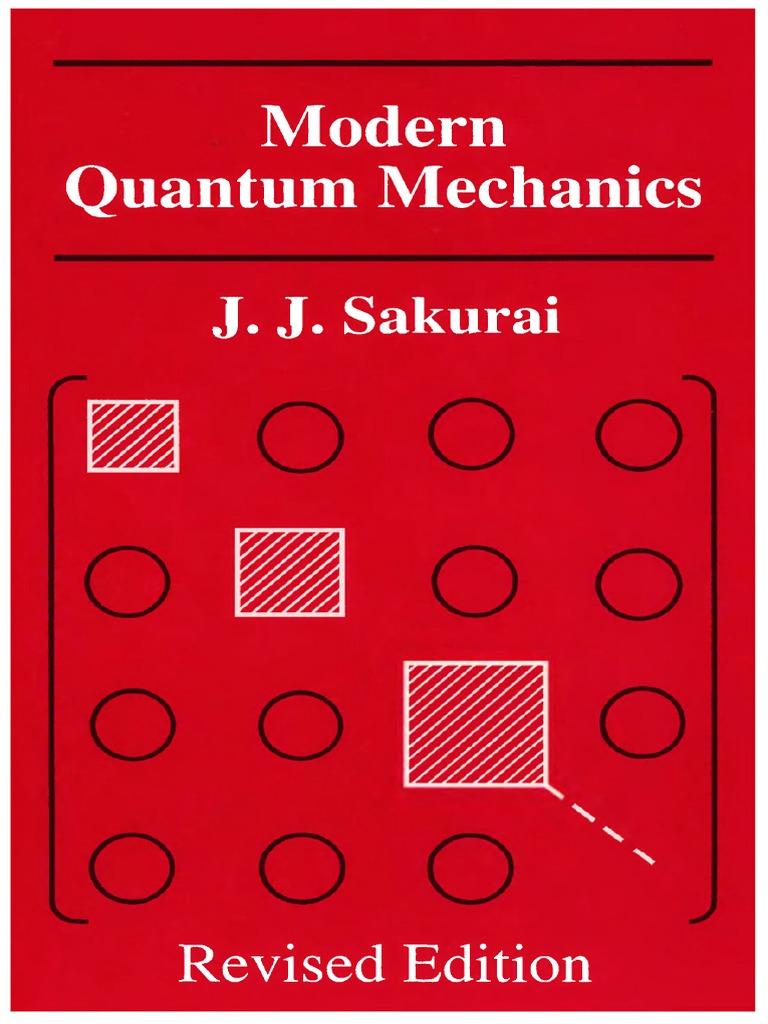 Image result for sakurai quantum mechanics