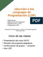 01 Intro LDP