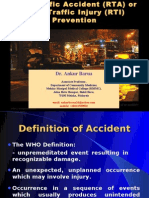 MMMC - Road Traffic Accident Prevention