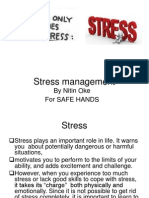 Stress Manegment