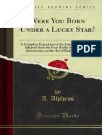 Were You Born Under a Lucky