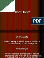 short story vocab