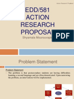 Action Research Project