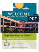 The Hugh Wooding Law School Orientation Manual 2014 PDF