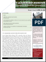 Militant Leadership Monitor - Volume I Issue 4