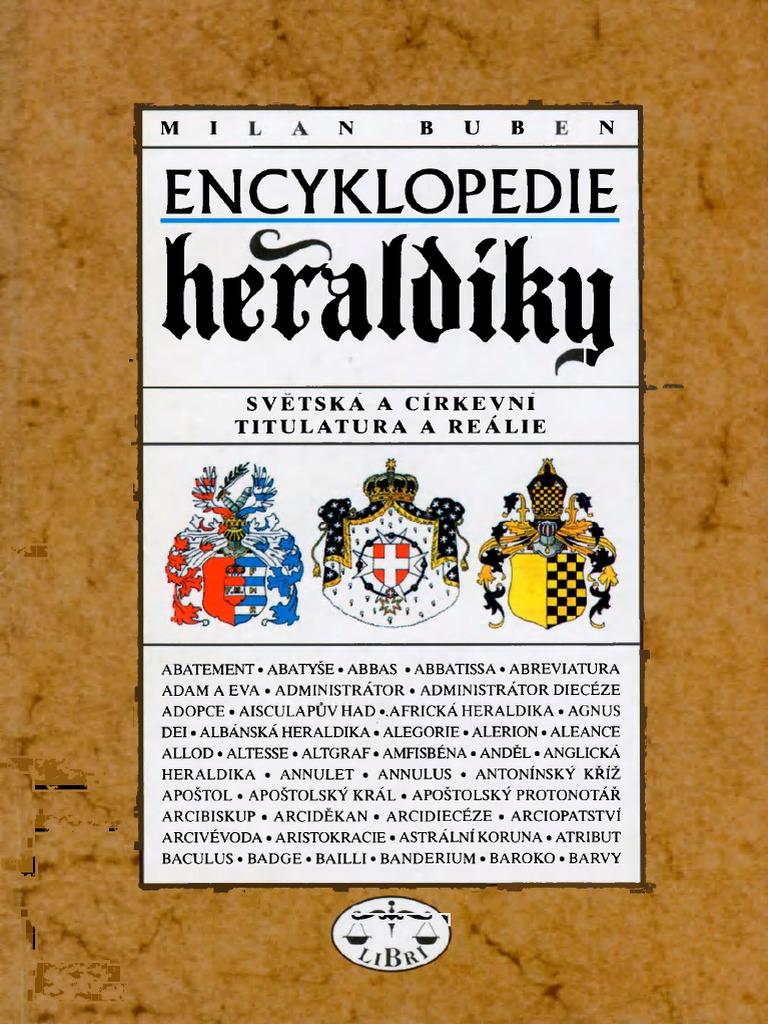 Milan Buben - Lexikon Heraldiky-ocr 9fa7528f70