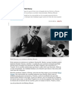 Un Hipocrita Llamdo Walt Disney