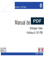 Manual Servicio Embrague 8-150FEB