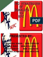 mcd vs kfc