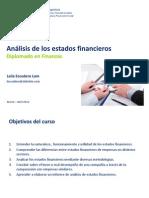 Analisis de EEFF - 2014