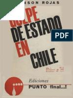Robinson Rojas Golpe de Estado en Chile