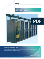 Data Center Architecture With Panduit, Intel, And Cisco