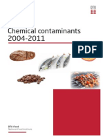 Rapport Om Chemical Contaminants