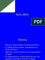 Malaria 2014