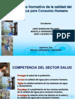 Normas de Consumo de Agua