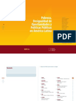 Pobreza, Desigualdad de Oportunidades y Politicas Publicas en America Latina
