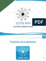 presentación LetmiApp
