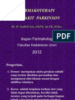 Kuliah Anti Parkinson 2013 - Copy