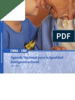 AGENDA NACIONAL PARA LA IGUALDAD INTERGENERACIONAL