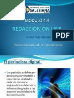3.2 Redacción Para Medios on Line