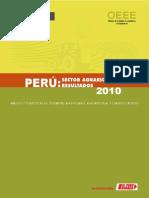 2010 Peru Sector Agrario